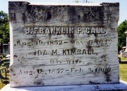 Ida Mary <i>Kimball</i> Call