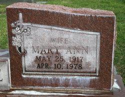Mary Ann Bregante