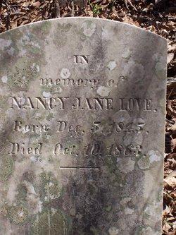 Nancy Jane Love