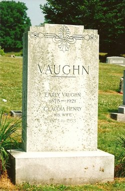 Claudia <i>Henry</i> Vaughn