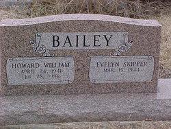 Evelyn Faye <i>skipper</i> Bailey
