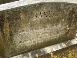 Lois Hazlehurst <i>Middleton</i> Baker