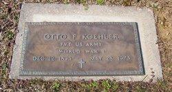 Otto Frederick Koehler