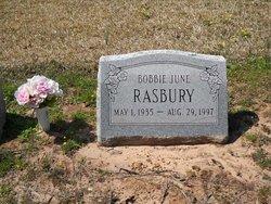 Bobbie June <i>Stanley</i> Rasbury