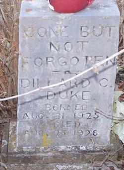 Dillard C Duke