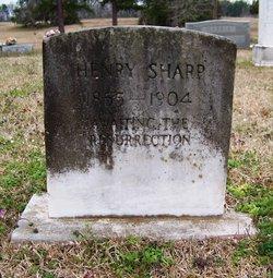 Henry McGowan Sharp