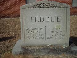 Augustus Gus Caesar Teddlie