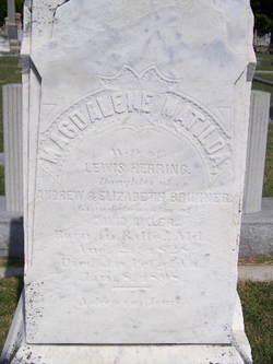 Magdalene Matilda Herring