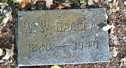 William Walter Barclay
