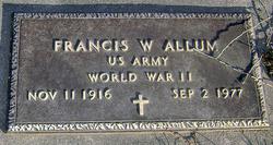 Francis William Allum