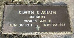 Elwyn Elza Allum