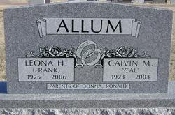 Calvin Martin Allum