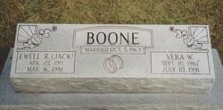 Ewell R <i>(Jack)</i> Boone