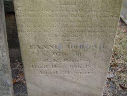 Fannie Gorham Bicaise