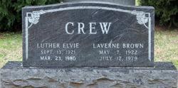 Luther Elvie Crew