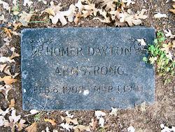Homer Dayton Armstrong