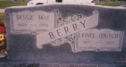 Dessie Mae <i>Marsh</i> Berry