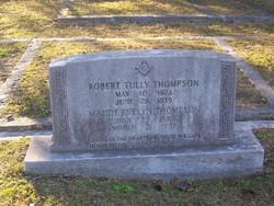 Maude Evelyn <i>Wicks</i> Thompson