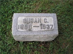 Susan C <i>Johnston</i> Beard