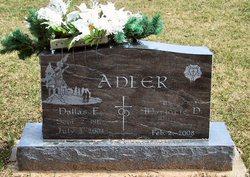 Marjorie Dallas Marge <i>Murray</i> Adler