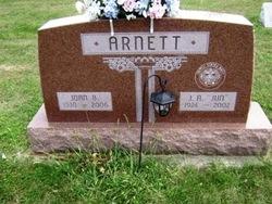 Joan <i>Bath</i> Arnett