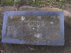 Alice Virginia <i>Skelly</i> Bedell