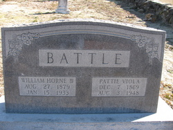 Pattie Viola Battle