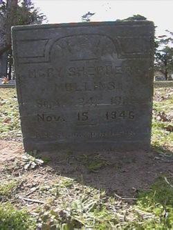 Mary <i>Shepherd</i> Mullins