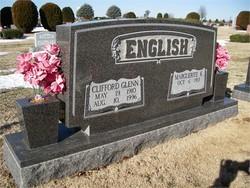 Clifford Glenn English