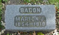Marion J. Bacon