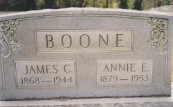Anna Elizabeth Annie <i>Stephens</i> Boone