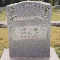 Richard Cletis Boone