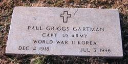 Paul Griggs Gartman
