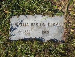 Cornelia <i>Barton</i> Dermid