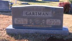 Gillie Mae <i>Wood</i> Gartman