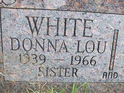 Donna Lou White