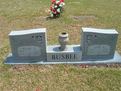 Jessie Flo <i>Kiehl</i> Busbee