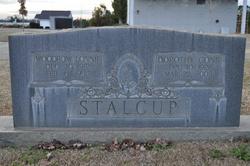 Dorothy Ordelle <i>Cone</i> Stalcup