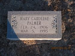 Mary Caroline Palmer