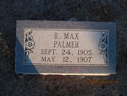 R Max Palmer