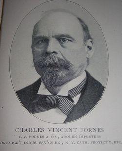Charles Vincent Fornes