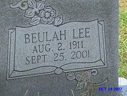 Beulah Lee <i>Dietz/Mitchell</i> Branscum