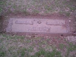 Mattie A <i>Marshall</i> Asbury