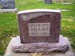 Belva Lee Adams