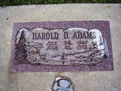 Harold Dean Adams