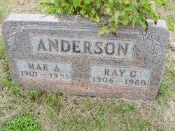 Gilbert Raymond Ray Anderson