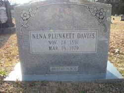 Nena <i>Plunkett</i> Davies
