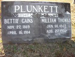 William Thomas Plunkett