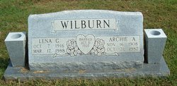 Lena G Wilburn