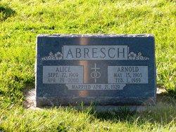 Arnold Gustav Abresch